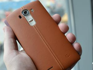 LG G4 hands-on: A huge emphasis on camera power, display and design