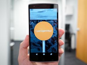 "Cyanogen OS 12 for OnePlus One rolling out again, fixes bugs and adds ""OK OnePlus"""