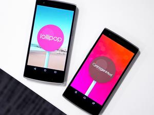 OnePlus One: A comparison between Cyanogen OS 12  and OxygenOS
