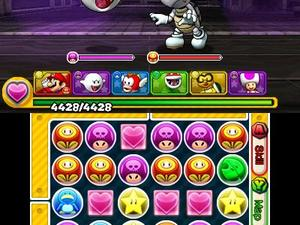 In Puzzle & Dragons Z, the letter L is the key to victory