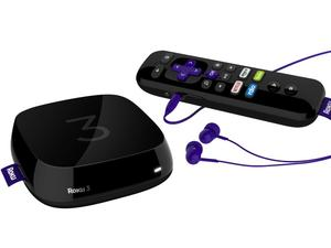 Roku launches new Roku 3 with voice search, refreshes Roku 2
