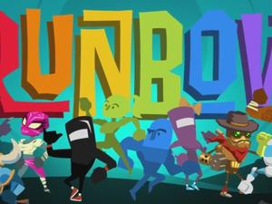 Runbow getting guest characters like Shovel Knight and Commander Video