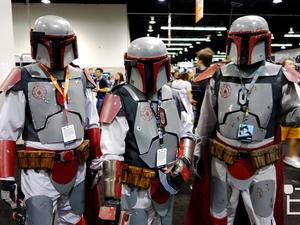 Star Wars Celebration: All the best cosplay from the show floor