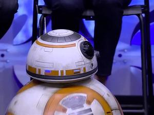Awesome new Star Wars droid BB-8 is being made into a toy
