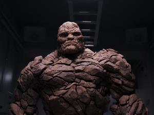 Fantastic Four Thing revealed in official photo