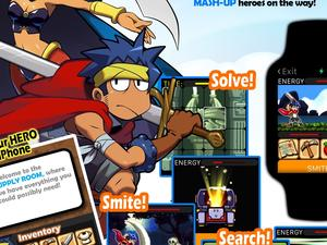 Watch Quest from the outstanding WayForward announced for Apple Watch