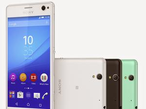 Sony announces Xperia C4 with wide-angle selfie camera and octa-core CPU