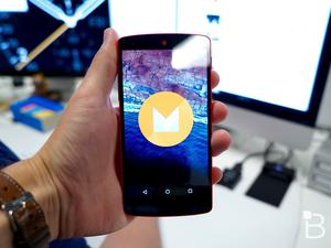 Android M images now available for Nexus 5, 6, 9 and Player