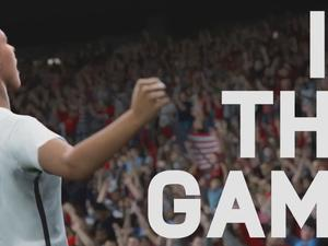 FIFA 16 welcomes women to the pitch for the first time in franchise history