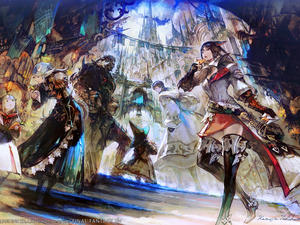 Final Fantasy XIV: Heavensward gallery, excellent new Nobuo Uematsu song
