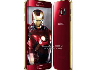 Galaxy S6 and Galaxy S6 Edge Iron Man variants incoming
