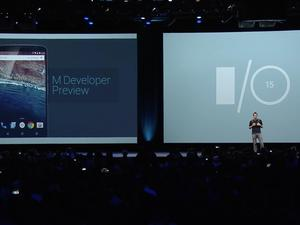 Android M announced by Google