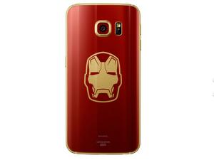 Iron Man Galaxy S6 Edge goes for $91,000 to Marvel fan