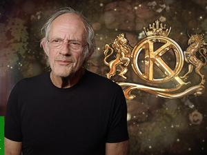 King's Quest voice cast includes Christopher Lloyd, Zelda Williams