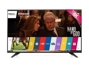 LG televisions marked down at Amazon as much as 50%
