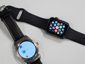Android Wear copies two Apple Watch features in rumored update