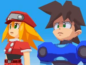 Mega Man Legends being withheld because of Japanese energy drink, not Capcom