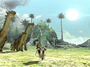 Monster Hunter X announced by Capcom for Nintendo 3DS