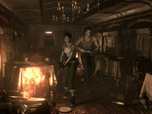 Resident Evil Zero HD review: Strong effort for a boring game