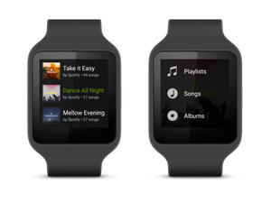 Spotify coming to Android Wear next month