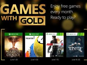 Massive Chalice, Just Cause 2 top Xbox Live's Games with Gold lineup