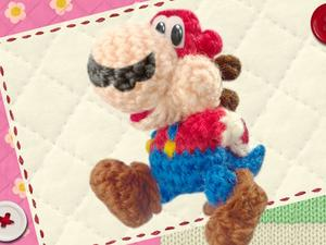 Yoshi's Woolly World trailer shows off some adorable amiibo compatibility