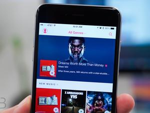 Apple Music has surpassed 60 million subscribers, has Spotify in its sights