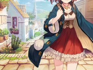 Atelier Sophie is the next alchemy JRPG from Gust on the PS3, PS4, and PS Vita