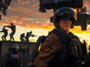 Watch Bruce Campbell execute a man in Call of Duty Advanced Warfare