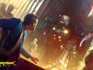 Cyberpunk 2077's twitter lights up after 4 years - is an announcement coming?