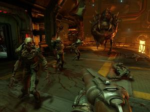 Video: How's DOOM performing on Xbox One and PlayStation 4?