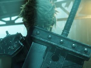 Final Fantasy VII Remake is further along than Kingdom Hearts III in some areas