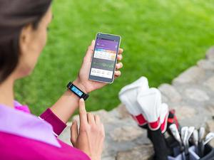 Microsoft Band update lets you track your golf round