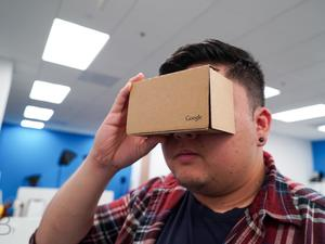 WebVR now works with Google Cardboard