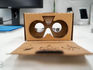 NYTimes shipping Google Cardboard headsets to 300,000 digital subscribers
