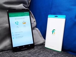 Google's Project Fi now offers family plans