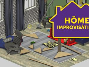 Home Improvisation, the Swedish furniture assembly sim, hits Steam Early Access