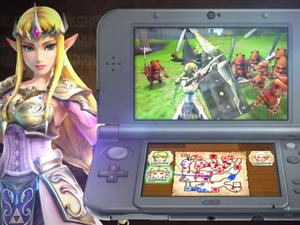Hyrule Warriors coming to 3DS, includes Wind Waker characters