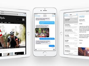 iOS 9 will take up just 1.3GB; iOS 8 takes up 4.58GB