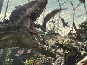 Some hints about the 'Jurassic World' sequel have been dropped