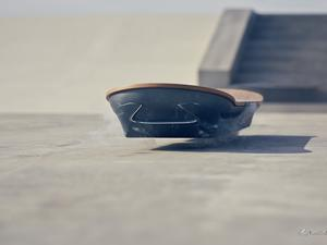 Lexus hoverboard uses magnets and nitrogen