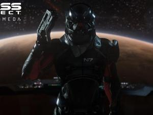 Mass Effect: Andromeda will have no returning characters