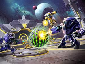 Metroid Prime Blast Ball hands-on preview - not exactly what we were hoping for