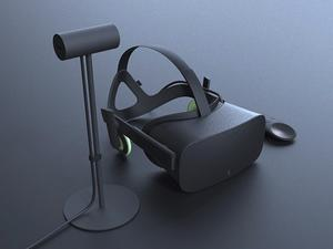 Oculus concept shows what the final hardware would have looked like in 2014