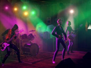 Rock Band 4's first big update hits in December, adds major features