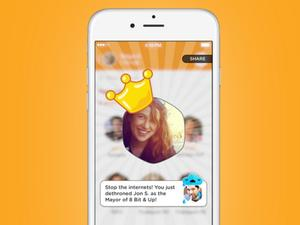 Foursquare's Swarm gets mayorships, for real this time