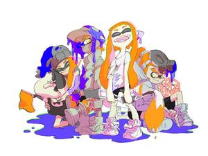 Nintendo held a Splatoon and Art Academy drawing contest, here are the winners