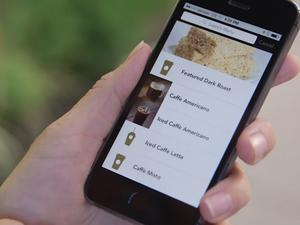 Starbucks mobile ordering expands to 21 states