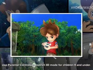 Yokai Watch hits the 3DS in Holiday 2015