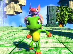 Yooka-Laylee closes out Kickstarter with $3.25 million